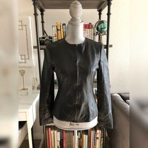 Jackets & Coats - Blakes Vintage Black Leather Jacket